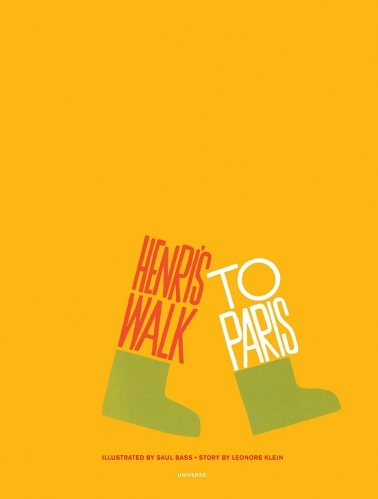 Henri's walks to paris II